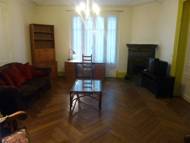 Rental apartment Fontainebleau 885€ CC - Picture 1