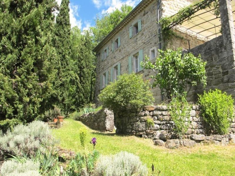 Deluxe sale house / villa Lablachere 626000€ - Picture 1