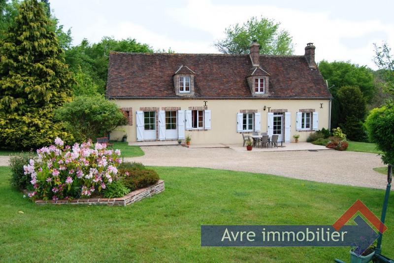 Sale house / villa Verneuil d avre et d iton 294000€ - Picture 1
