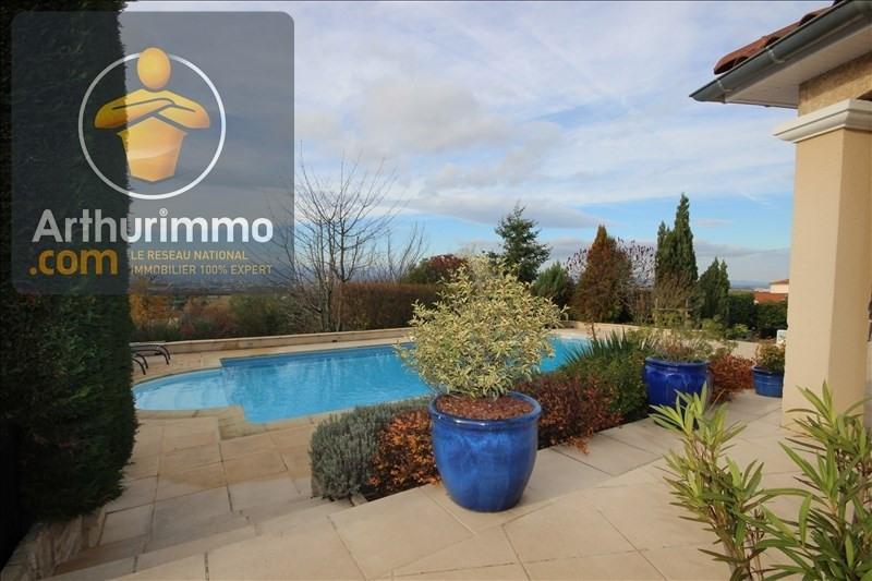 Sale house / villa St bonnet les oules 535000€ - Picture 1
