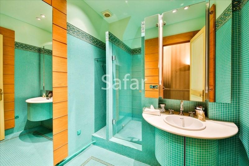 Vente de prestige appartement Paris 16ème 3050000€ - Photo 6