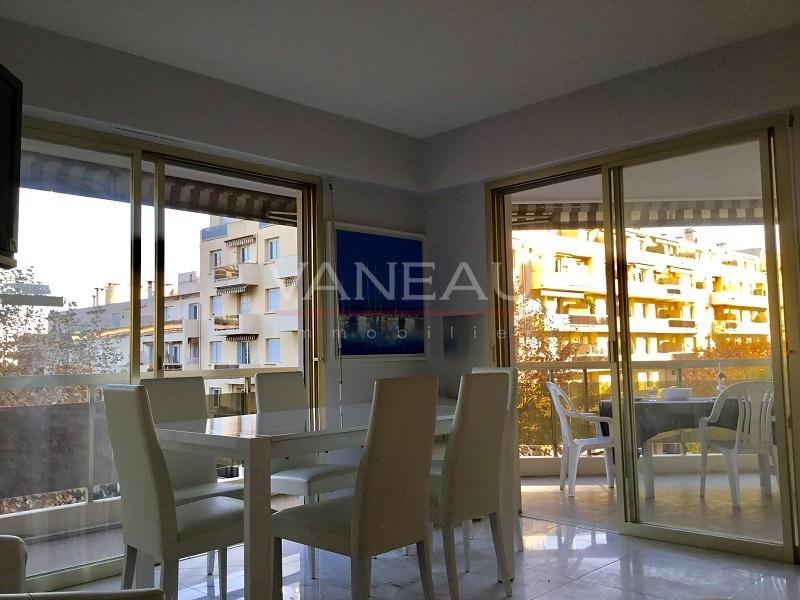 Vente de prestige appartement Juan-les-pins 269000€ - Photo 3