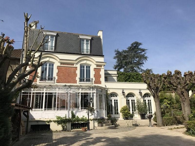 Immobile residenziali di prestigio casa Villennes sur seine 1495000€ - Fotografia 1