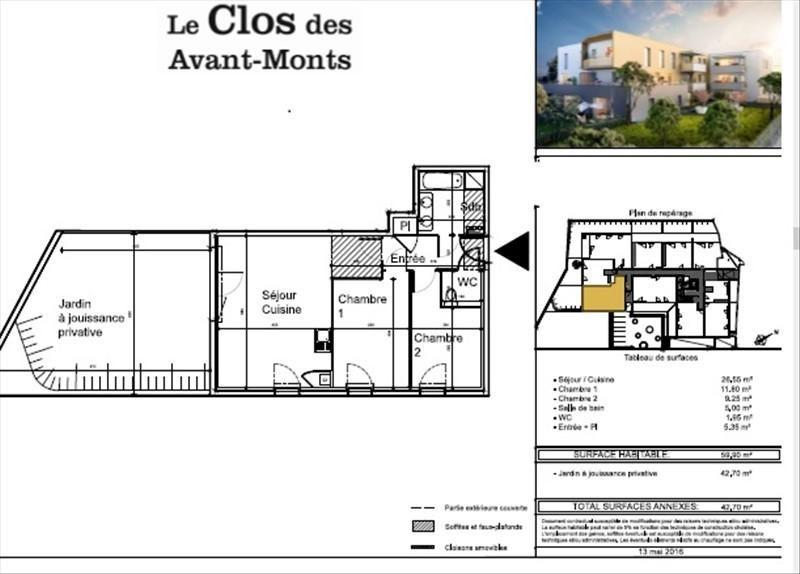 Vente appartement Montpellier 198500€ - Photo 4