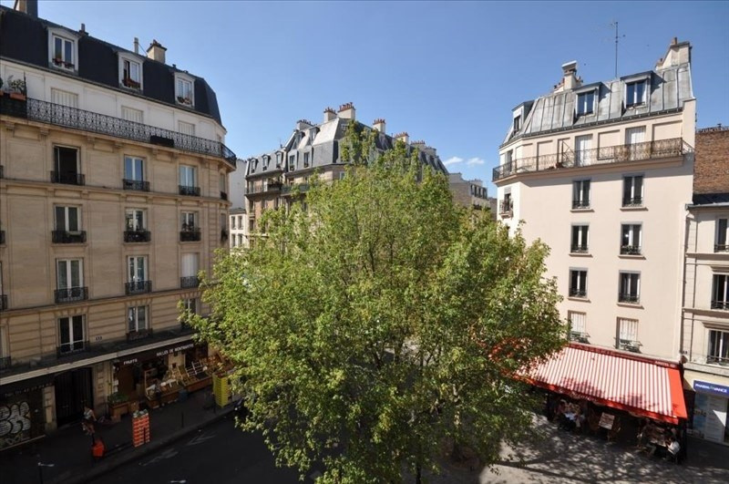 Sale apartment Paris 18ème 527 000€ - Picture 2