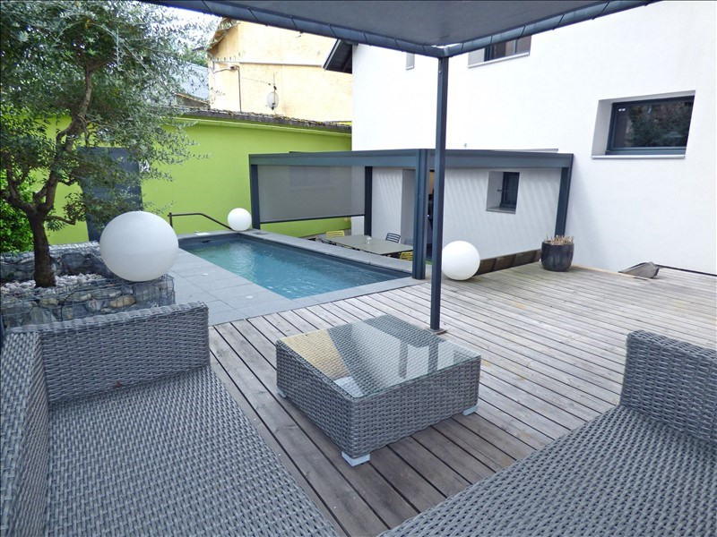 Deluxe sale house / villa Aix les bains 635000€ - Picture 1