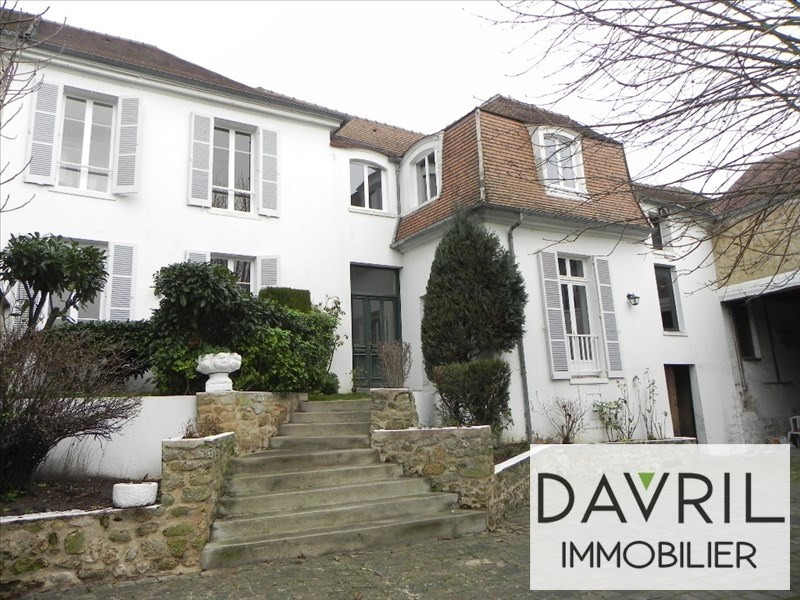 Deluxe sale house / villa Jouy le moutier 1080000€ - Picture 1