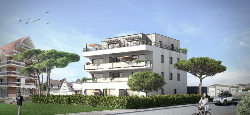 Sale apartment Stella 265 000€ - Picture 1