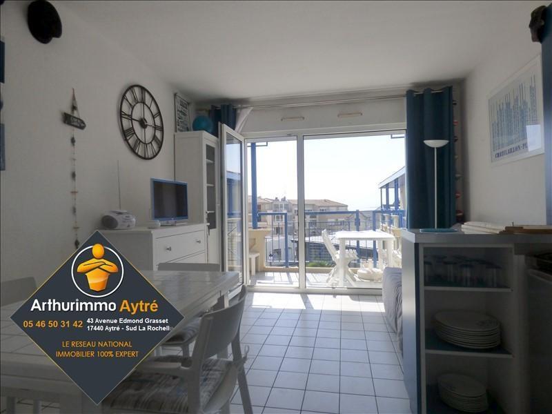 Vente appartement Chatelaillon plage 166400€ - Photo 1