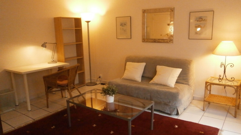 Rental apartment Fontainebleau 1050€ CC - Picture 1