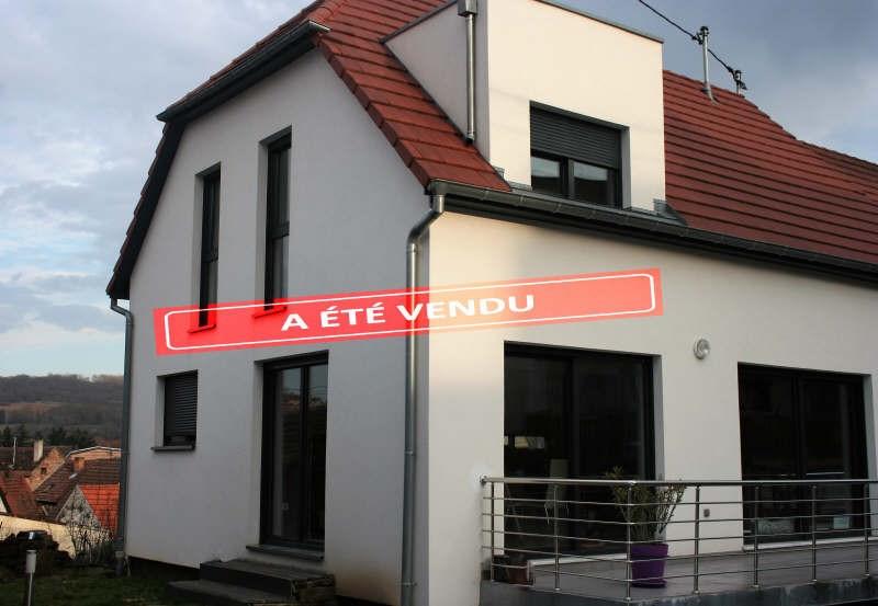 Sale house / villa Wasselonne 255600€ - Picture 1