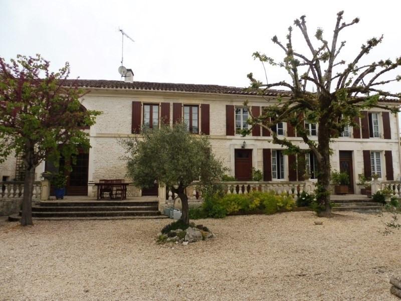 Sale house / villa Salles d angles 313510€ - Picture 1