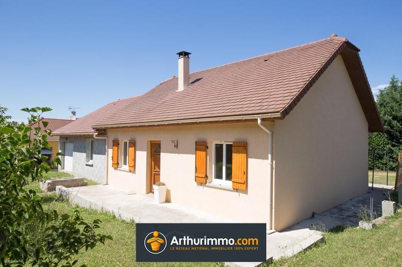Vente maison / villa Morestel 157800€ - Photo 1