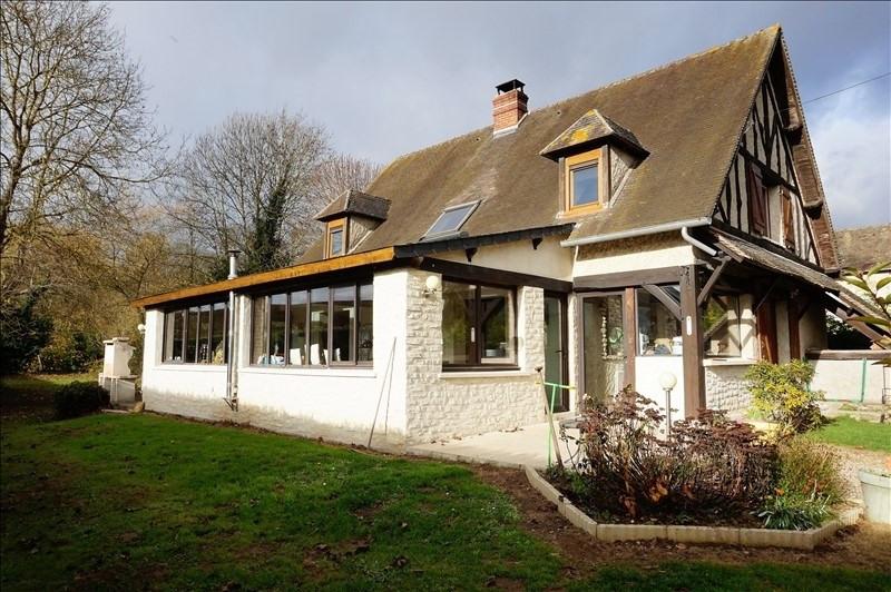Vente maison / villa Breval 5 mn 343000€ - Photo 1