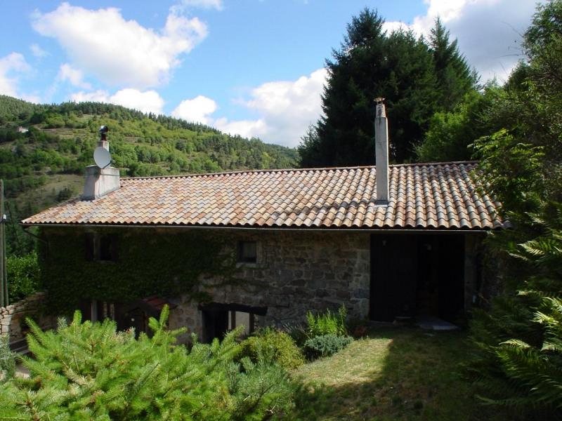 Sale house / villa St jeure d andaure 295000€ - Picture 2
