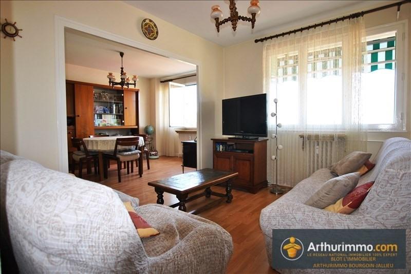 Vente appartement Bourgoin jallieu 109000€ - Photo 2