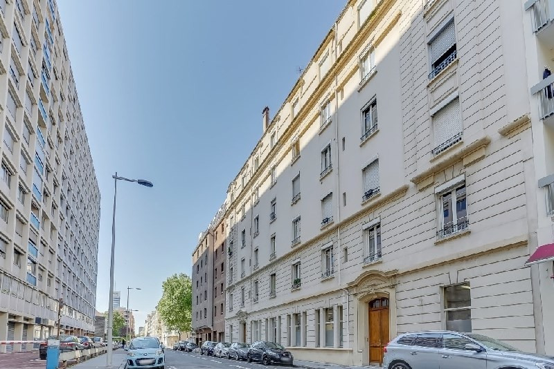 Sale apartment Lyon 6ème 470000€ - Picture 2