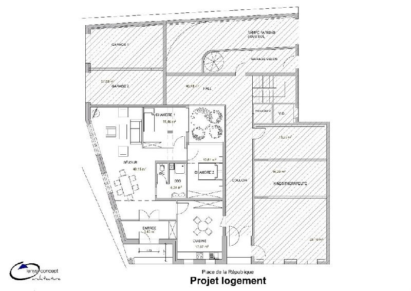 Sale apartment Rouffach 80000€ - Picture 2