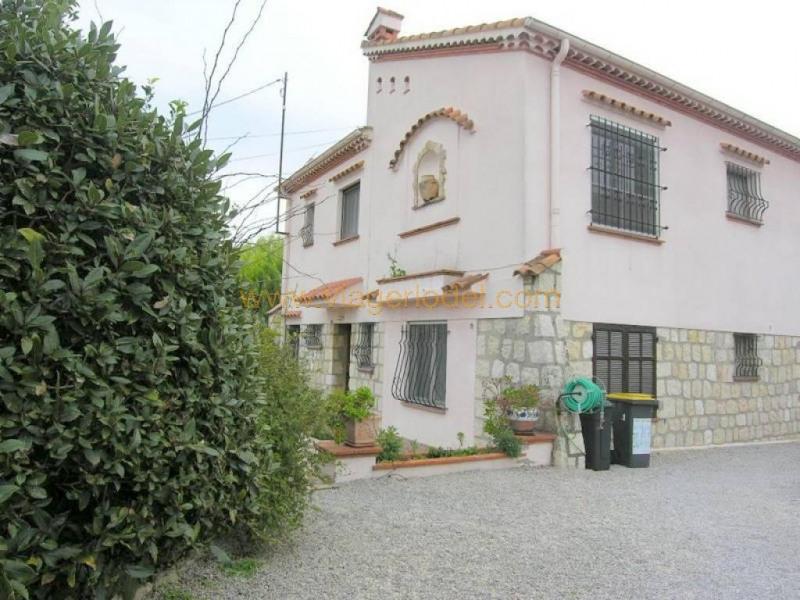 Vendita nell' vitalizio di vita casa Antibes 498000€ - Fotografia 10