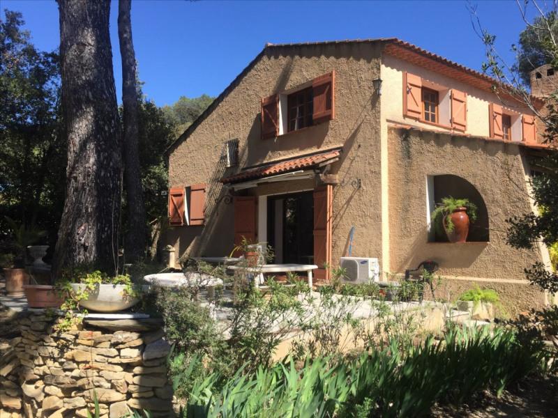 Vente de prestige maison / villa Six fours les plages 580000€ - Photo 1