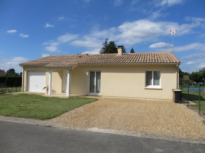 Vente maison / villa Camps sur l isle 169000€ - Photo 1