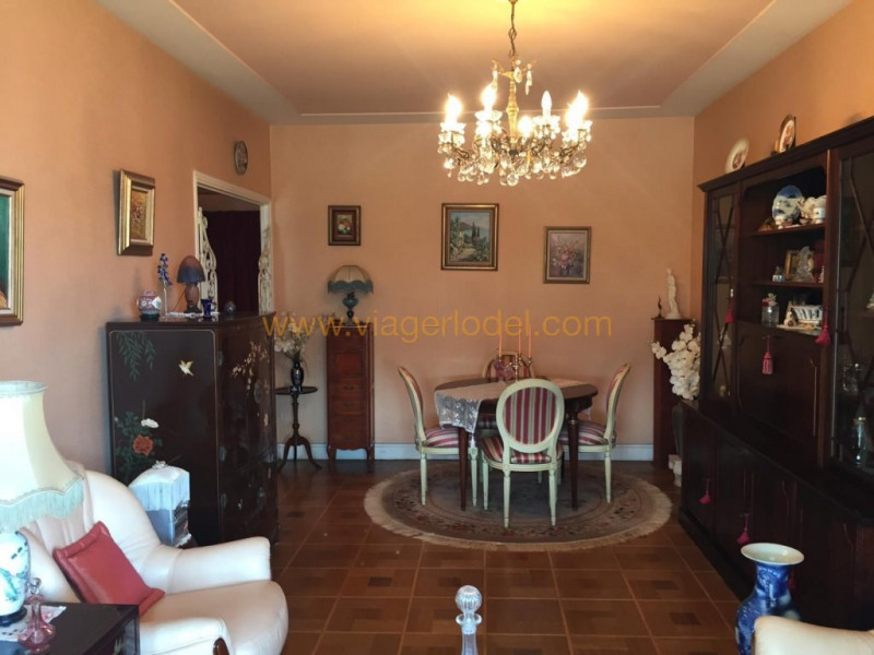Life annuity apartment Nice 85 000€ - Picture 4