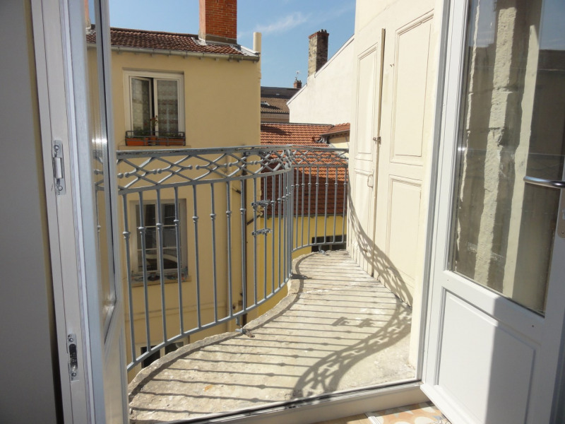 Sale apartment Lyon 1er 285 000€ - Picture 1