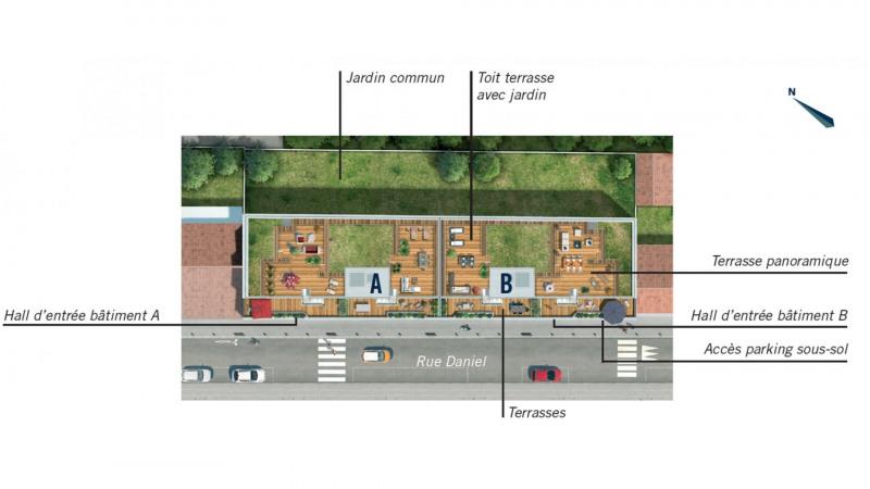 Vendita nuove costruzione Asnières-sur-seine  - Fotografia 4