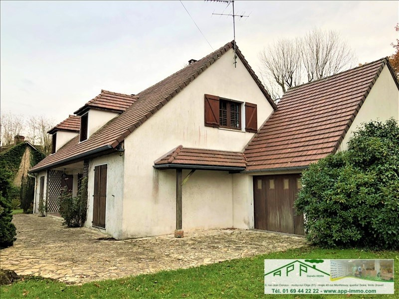 Vente maison / villa Gambais 379 900€ - Photo 1