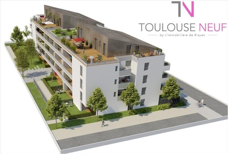 Vente appartement Toulouse 409900€ - Photo 6