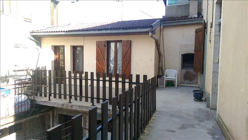 Investment property building Oyonnax 159000€ - Picture 7