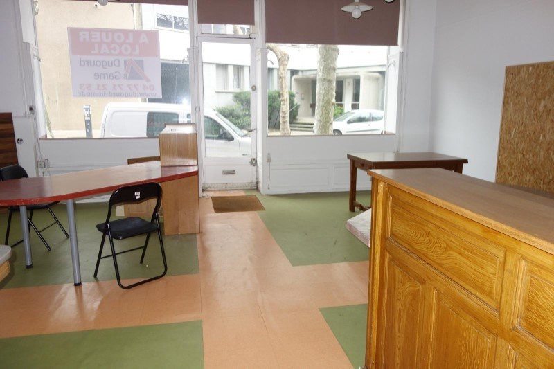 Rental empty room/storage Roanne 480€ HT/HC - Picture 2