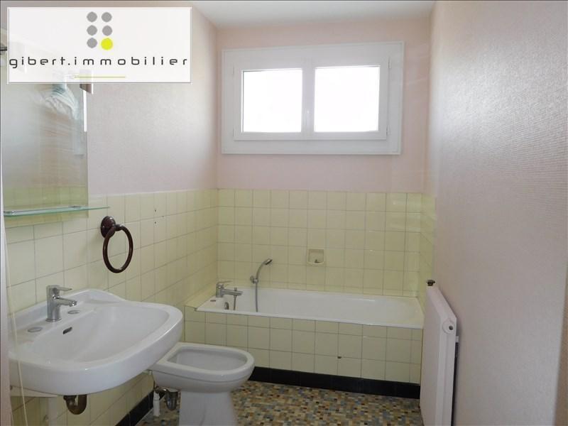 Location appartement Le puy en velay 448,75€ CC - Photo 3