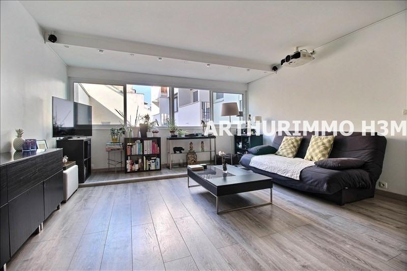 Vente appartement Paris 11ème 515000€ - Photo 1