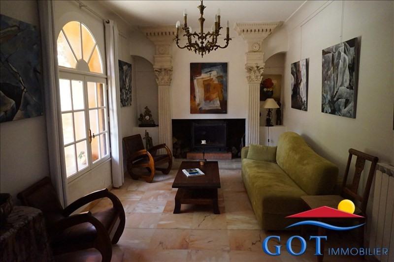 Deluxe sale house / villa Bompas 555000€ - Picture 10
