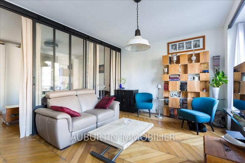 Vente appartement Paris 18ème 425000€ - Photo 9