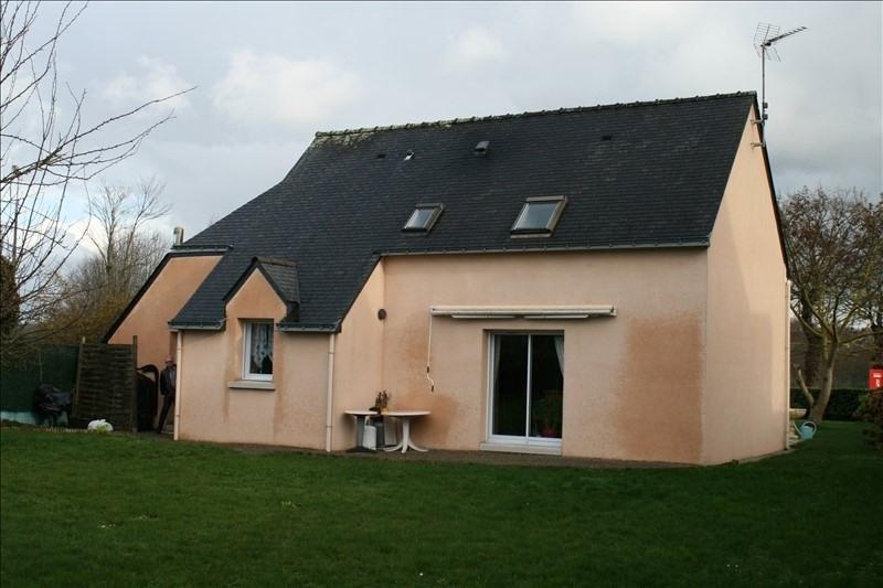 Sale house / villa Josselin 189000€ - Picture 9