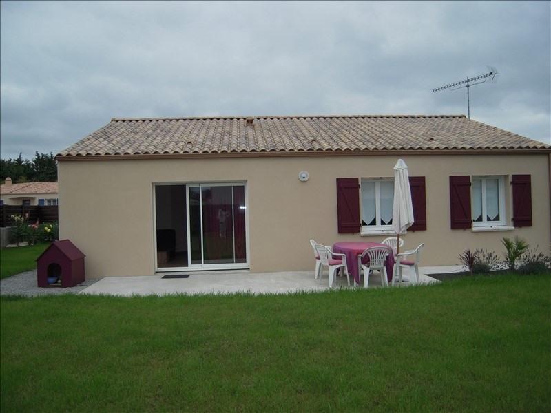 Vente maison / villa Aubigny 194000€ - Photo 5