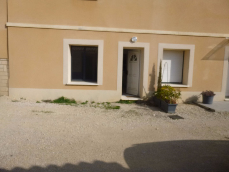 Location appartement Vedene 590€ CC - Photo 1