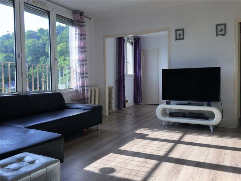 Rental apartment St maurice 1100€ CC - Picture 1