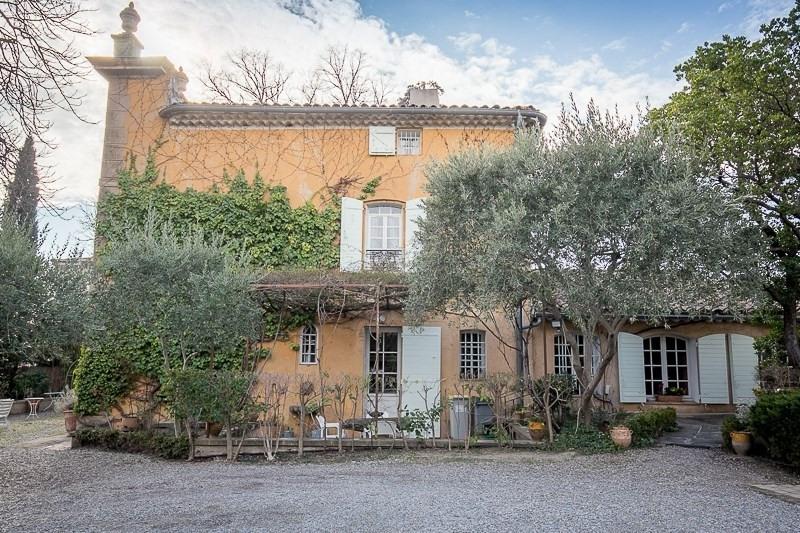 Verkauf von luxusobjekt haus Aix en provence 2050000€ - Fotografie 2