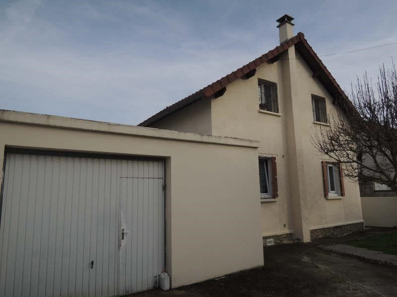 Vente maison / villa Carrières-sous-poissy 419000€ - Photo 1