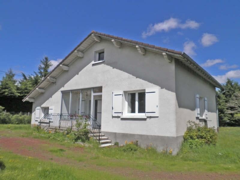 Rental house / villa Cussac sur loire 556,79€ CC - Picture 8