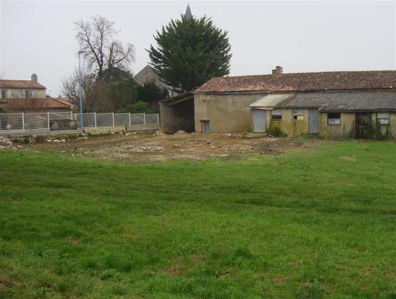 Vente terrain Mazeray 16800€ - Photo 1
