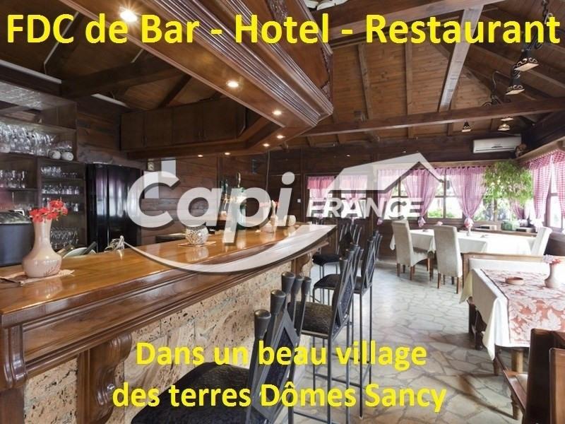 Fonds de commerce Café - Hôtel - Restaurant Clermont-Ferrand 0