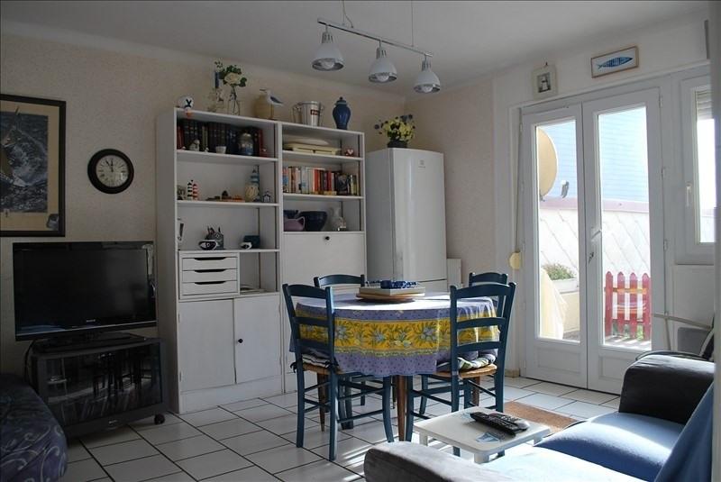 Sale apartment Fort mahon plage 119000€ - Picture 1
