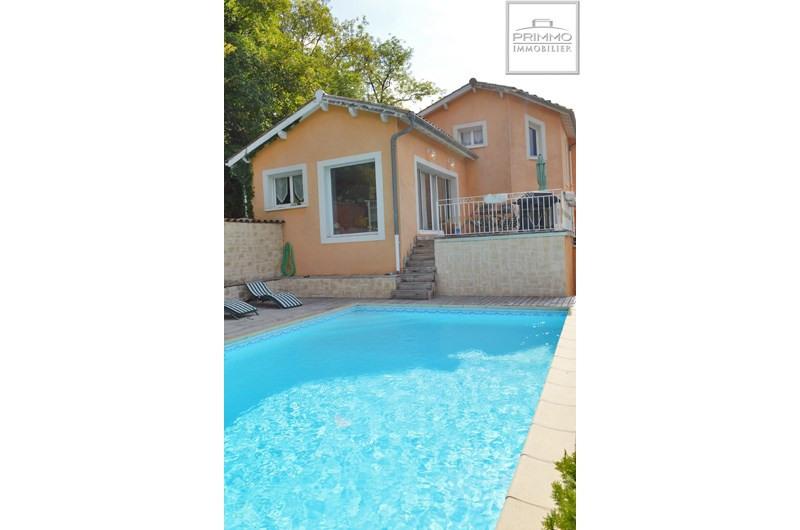 Deluxe sale house / villa Poleymieux au mont d'or 670000€ - Picture 5
