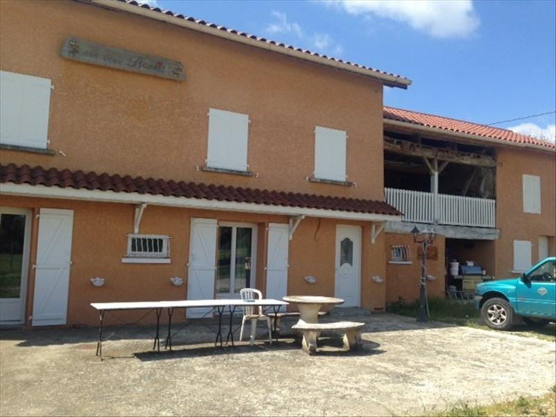 Sale house / villa Ste anne sur gervonde 260000€ - Picture 2