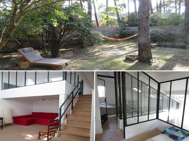 Location vacances maison / villa Lacanau ocean 341€ - Photo 1