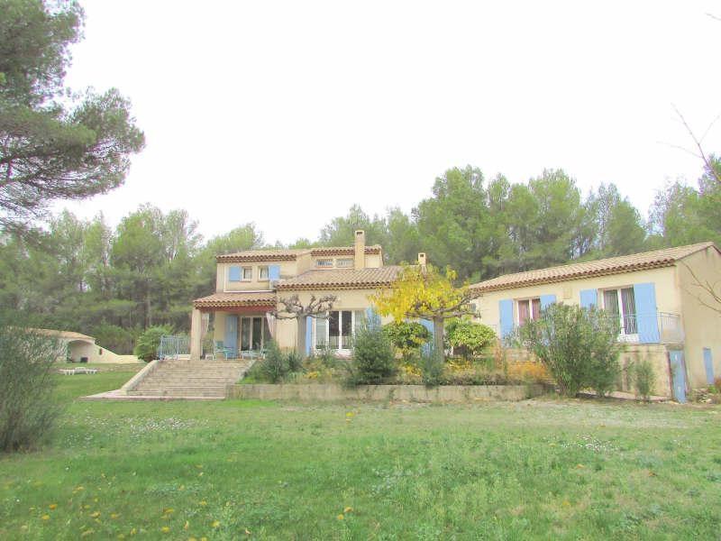 Deluxe sale house / villa Lambesc 740000€ - Picture 1